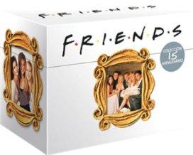 Pack Friends Colección completa (Edición 15º Aniversario) [DVD]