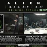 Alien Isolation Edición Ripley al mejor precio del espacio exterior