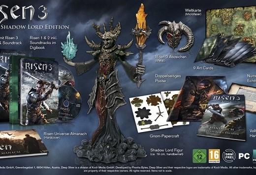 Risen 3 Titan Lords - Special Edition