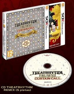 Theatrhythm Final Fantasy. Curtain Call - Limited Edition
