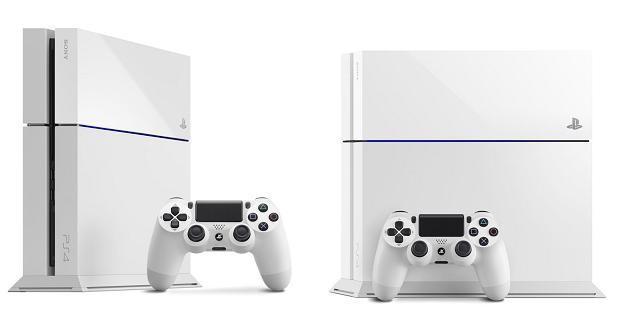 Consola PlayStation 4 Color Blanco