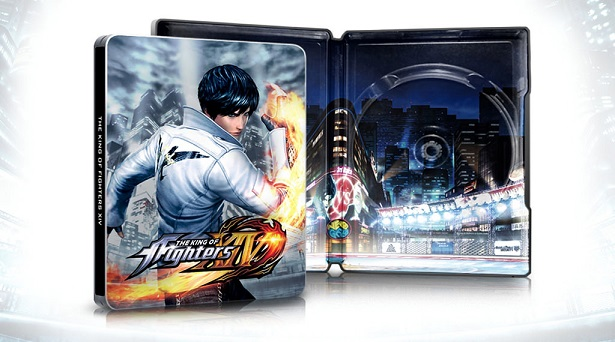 TKoF The King Of Fighters XIV - Day One Steelbook Edition