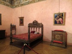 Papal Apartments in Castel sant'Angelo