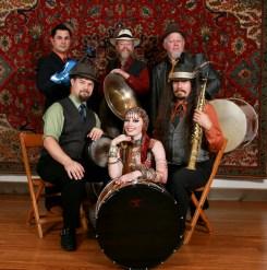 Some of our great musicians: Bobak, Mark, Doug & Charles, Danielle, Paul