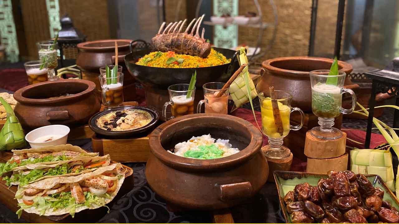 Paket Buka Puasa Spesial Ramadhan di Marriott Bonvoy Hotel & Resor