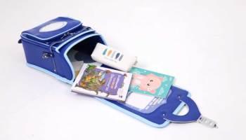 Olike Orthopedic Bag Blue