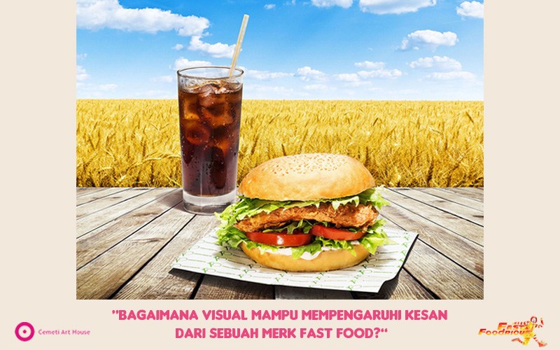 Visualisasi Iklan Fast Food
