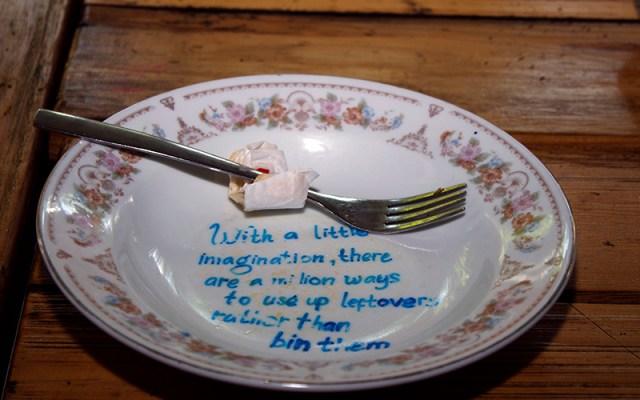 Catatan Makan Siang Sisa #2