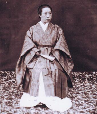 晩年の篤姫(天璋院)の写真 | 幕末ガイド