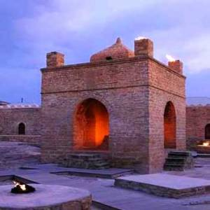 Ateshgah Temple /Fire Temple Of Ateshgah