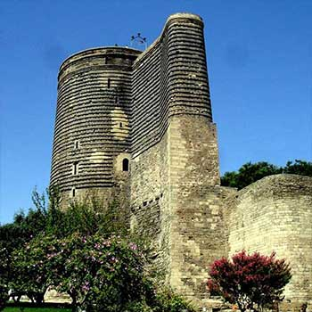 Maiden Tower Baku, Azerbaijan