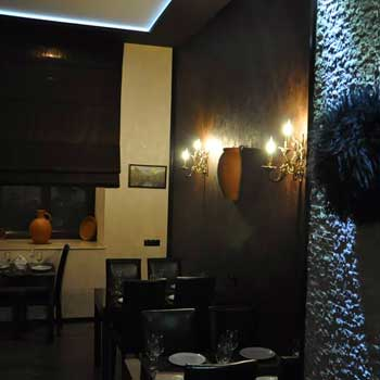 Tsinandali Georgian Restaurant Baku