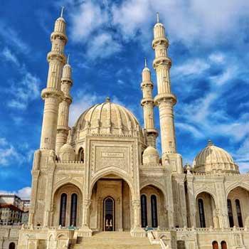 Heydar Mosque Baku, Azerbaijan