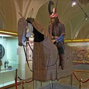 The National Museum of History of Azerbaijan. Baku History Museum