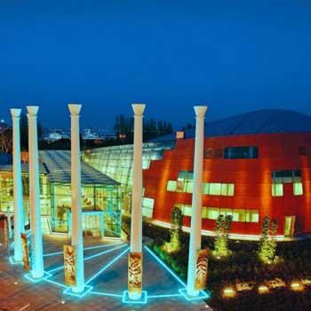 Mugham Center Baku. International Mugham Center of Azerbaijan