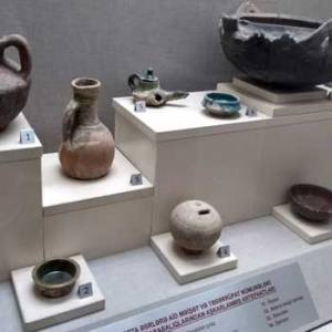 Archeology And Ethnography Museum In Baku, Azerbaijan