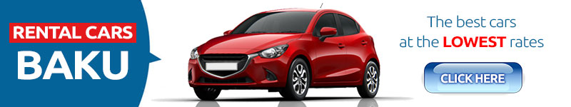 Rent a car Baku, Azerbaijan / Car rental Baku