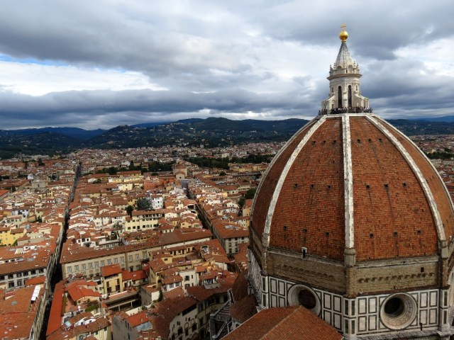 Classic Florentine view