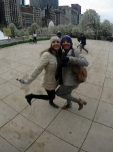 Could not resist another few seflies at The Bean
