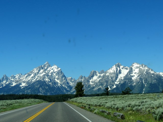 Teton road