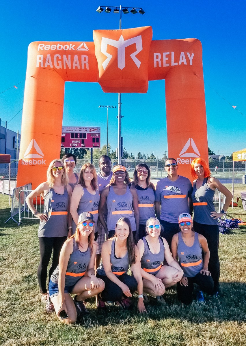 Ragnar Northwest Passage - Pre-Race