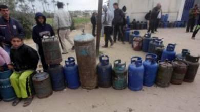 صورة الاقتصاد في غزة: لا توجد أزمة غاز وسنحاسب المحتكرين