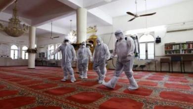 """صورة الأوقاف بغزة تغلق مسجدين في رفح بسبب """"كورونا"""""""