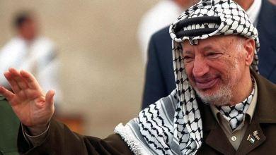 صورة 16 عاماً على استشهاد الرئيس ياسر عرفات