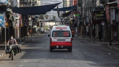 صورة الداخلية بغزة تتخذ إجراءات جديدة لمواجهة الموجة الثالثة من كورونا