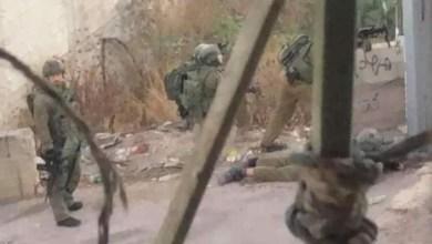 صورة 5 شهداء باشتباكات مسلحة مع الاحتلال قرب القدس وجنين