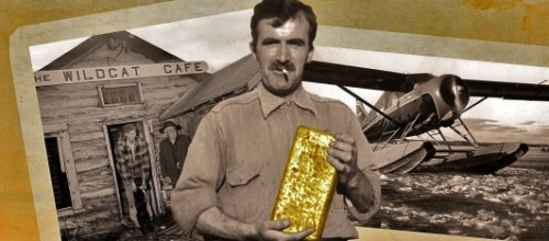 Tour autoguidé du Vieux Yellowknife