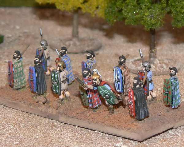 Punic Wars Painting Guide Ligurian Steven S Balagan