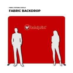 Fabric Portable Display