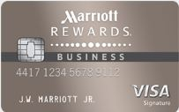 Marriott Rewards Business
