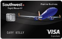 Southwest RapidRewards Premier Business