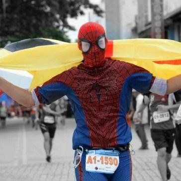 Kuching Marathon 2015
