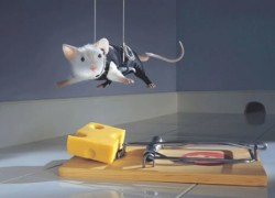 Mission Impossible Mouse