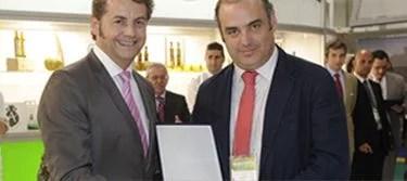 CBH recibe el premio a la innovación por su proyecto «Renovoliva»