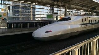 新幹線「のぞみ」でコンセントを使いたい!どうやって確認してます?