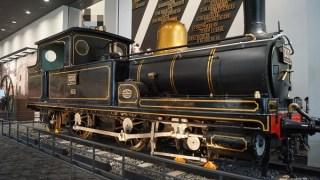 未来の設計図(ビジョン)は最初に決める。京都鉄道博物館も予定どおりです。