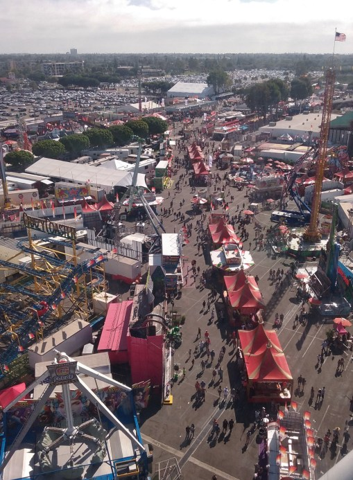 The OC Fair View