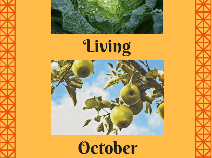 healthy living october