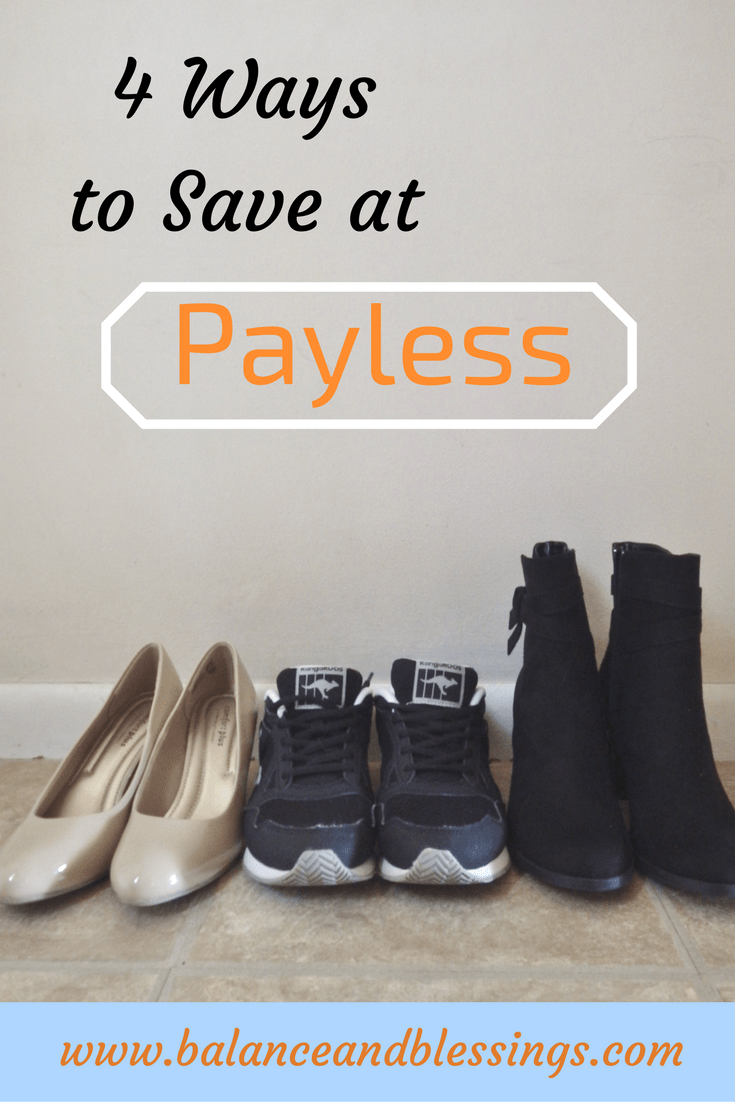 4 Ways to Save at Payless