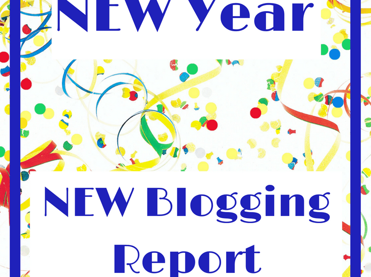 new year new blogging report