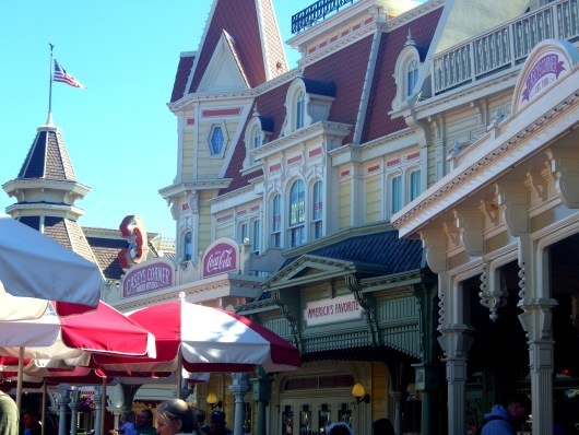 Disney Parks food caseys corner