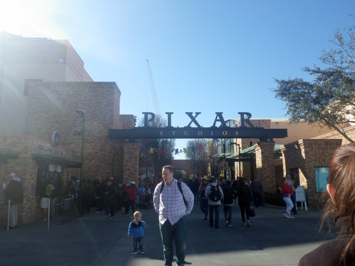 Toy Story Mania Pixar Place