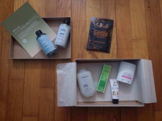 spring 2018 target beauty box