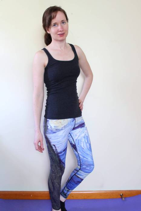 Spring 2018 Lotus Leggings