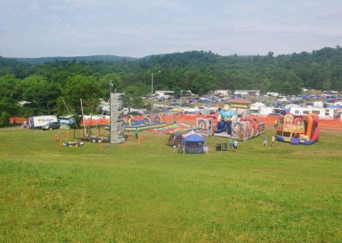 Christian Music Festivals Creation activities
