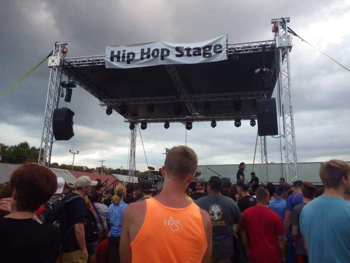 Christian Music Festivals Uprise hip-hop